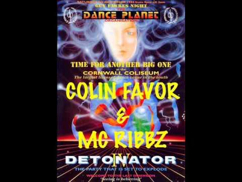 Colin Favor@ Dance Planet Detonator IV 5  11 1994 Planet of Love