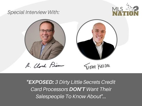 Exposed: 3 Dirty Little Secrets Credit Card Processors Don't Want Their Salespeople To Know About...