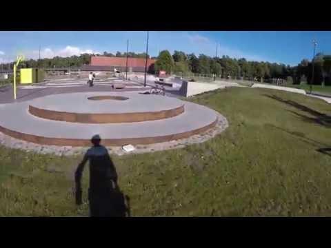 Kävlinge Skatepark Aktivitetspark K.A.P