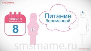 видео 8 неделя беременности: ощущения, развитие плода, советы и рекомендации