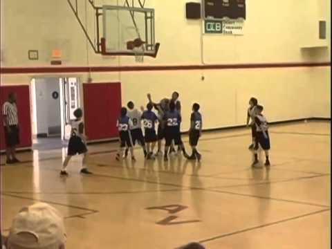 Michael Givens Basketball Highlights