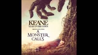 keane tear up this town new song from a monster calls musik news