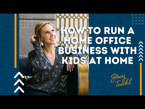 Strategies for Working At Home Having a Toddler