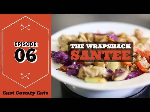 East County Eats Ep 6 - The Wrapshack in Santee
