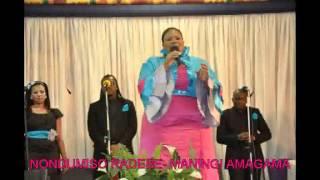 Nondumiso Radebe- Maningi Amagama.