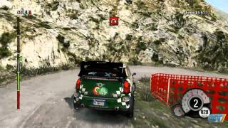 WRC 3 - FIA World Rally Championship 2012 - Mexico Gameplay