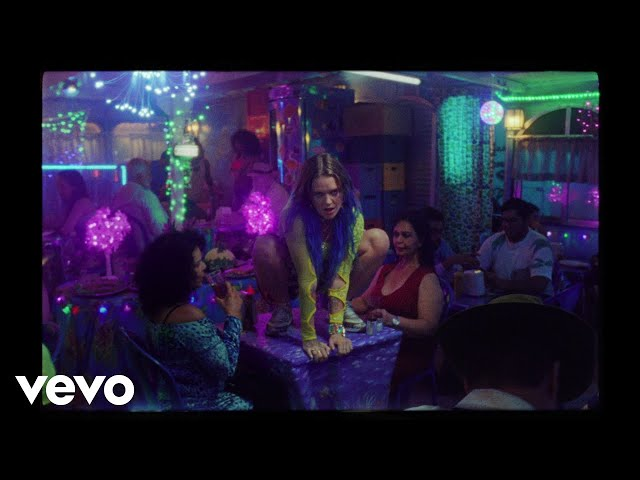Tove Lo - Are U gonna tell her? ft. MC Zaac