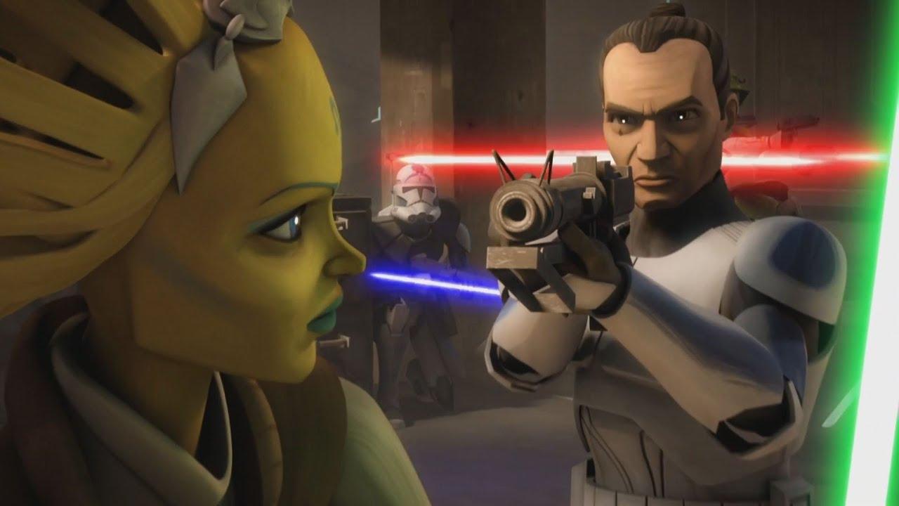 Star Wars The Clone Wars Jedi Master Tiplar S Death