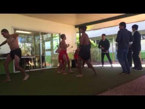 Aboriginal Dance In Aussie