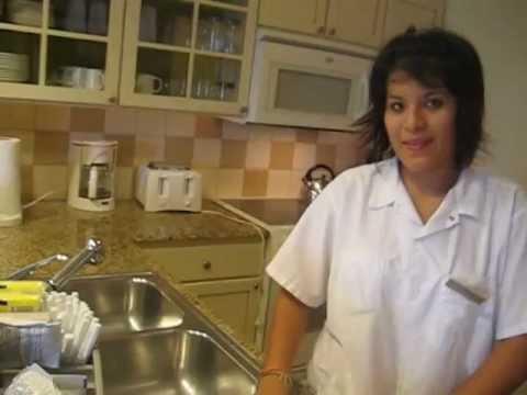 Que se significa housekeeper en español