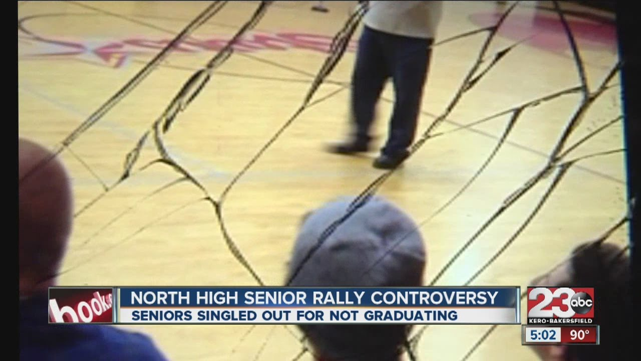 Students Humiliated By Staff Member At North High School Rally Khsd