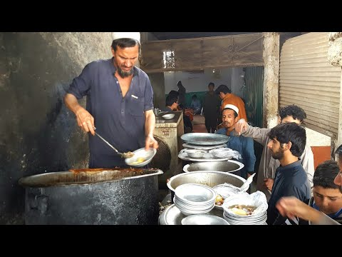 Lalchapur Rosh, Karkhano Market Peshawar | Peshawari Rosh | Peshawari Dum Pukht | Namkeen Gosht