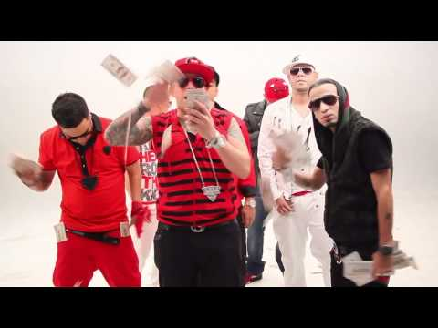 Daddy Yankee Ft. Various Artists - Llegamos A La Disco (Official Video) HD