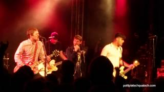 The Gaslight Anthem We're getting a divorce, you keep the diner live feat Jared Hart Berlin