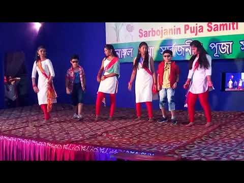 Dhichkiyaon song Jamai 420 movie - Shantanu's performance