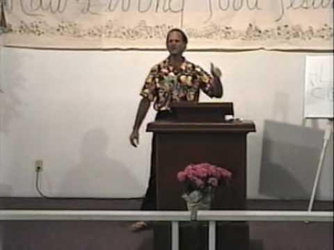 Dr. Doug Graham - Raw Food Festival 2000 Part 10