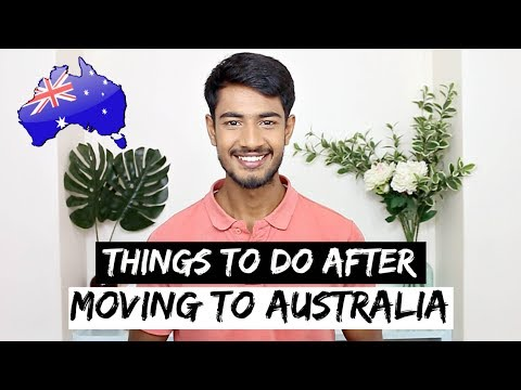 6 Things TO DO AFTER Moving To Australia