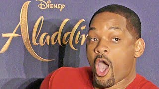 Will Smith, Alan Menken, Guy Ritchie - Aladdin - full Berlin press conference