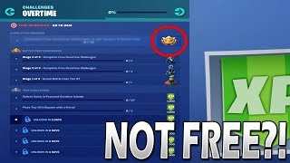 Fortnite SEASON 9 BATTLEPASS is NOT Going to Be FREE.. Here's Why..