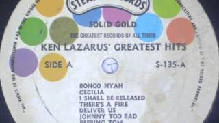 Ken Lazarus - Johnny too bad