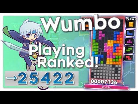 Puyo Puyo Tetris – Wumbo Ranked! 25222➜25422 (PC)