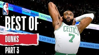 NBA's Best Dunks | 2019-20 NBA Season | PART 3