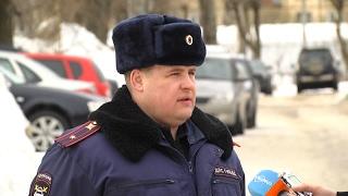 Усиление нарядов полиции на 23 февраля