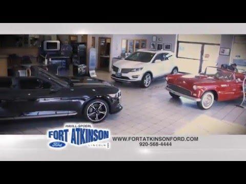 Havill Spoerl Ford >> Havill Spoerl Fort Atkinson Ford Lincoln Extra Mile