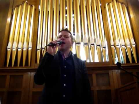 Justin McGurk singing, Derek Ryan's hit song Gods Plan ...