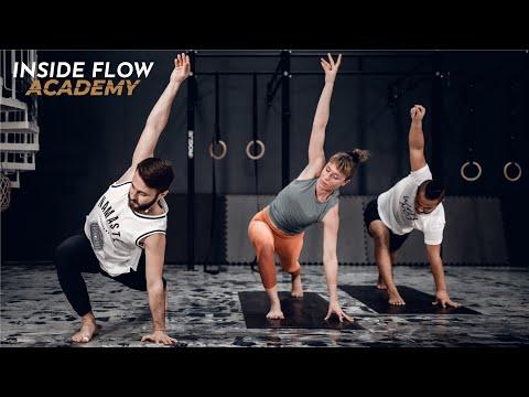 Fearless - Inside Flow Yoga Class By Alexey Gaevskij