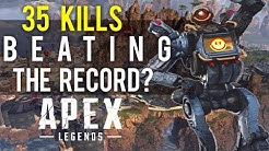 35 KILLS IN ONE GAME (Apex Legends) - Mande