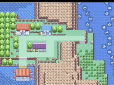 pokemon fire red island
