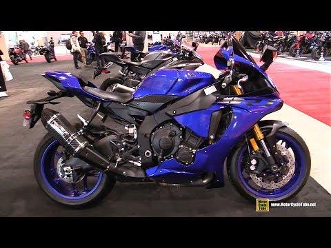 download 2018 Yamaha R1 - Walkaround - 2018 Toronto Motorcycle Show