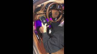 Lexus LC500 Armytrix Exhaust Valvetronic Sound Cold Start