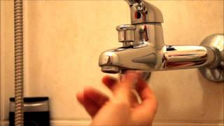 Montáž bezúdržbového spořiče vody FROG 90