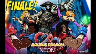 Retro Coach! Double Dragon Neon Finale! -YoVideogames