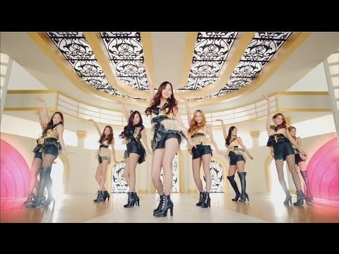 GIRLS`GENERATION 少女時代 My oh My Music Video
