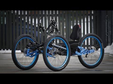 Adaptive Mountain Bike Review - Sport-on Jeetrike in Australia