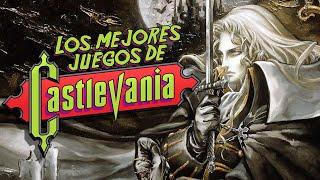 Los 5 Mejores juegos de Castlevania