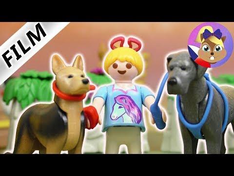 Playmobil příběh | Bude Hanka trenérkou psů? | Našla vysněnou práci?