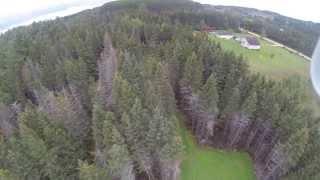 Video Aerial view of deer food plots with DJI Phantom and GoPro download MP3, 3GP, MP4, WEBM, AVI, FLV September 2017