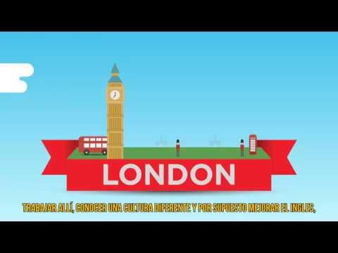 Trabajar en Londres - The London Dream