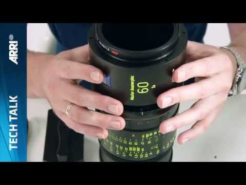 TechTalk - Installing the Master Anamorphic Flare Set