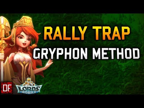 A Secret Strategy All Rally Traps Should Use! - Lords Mobile
