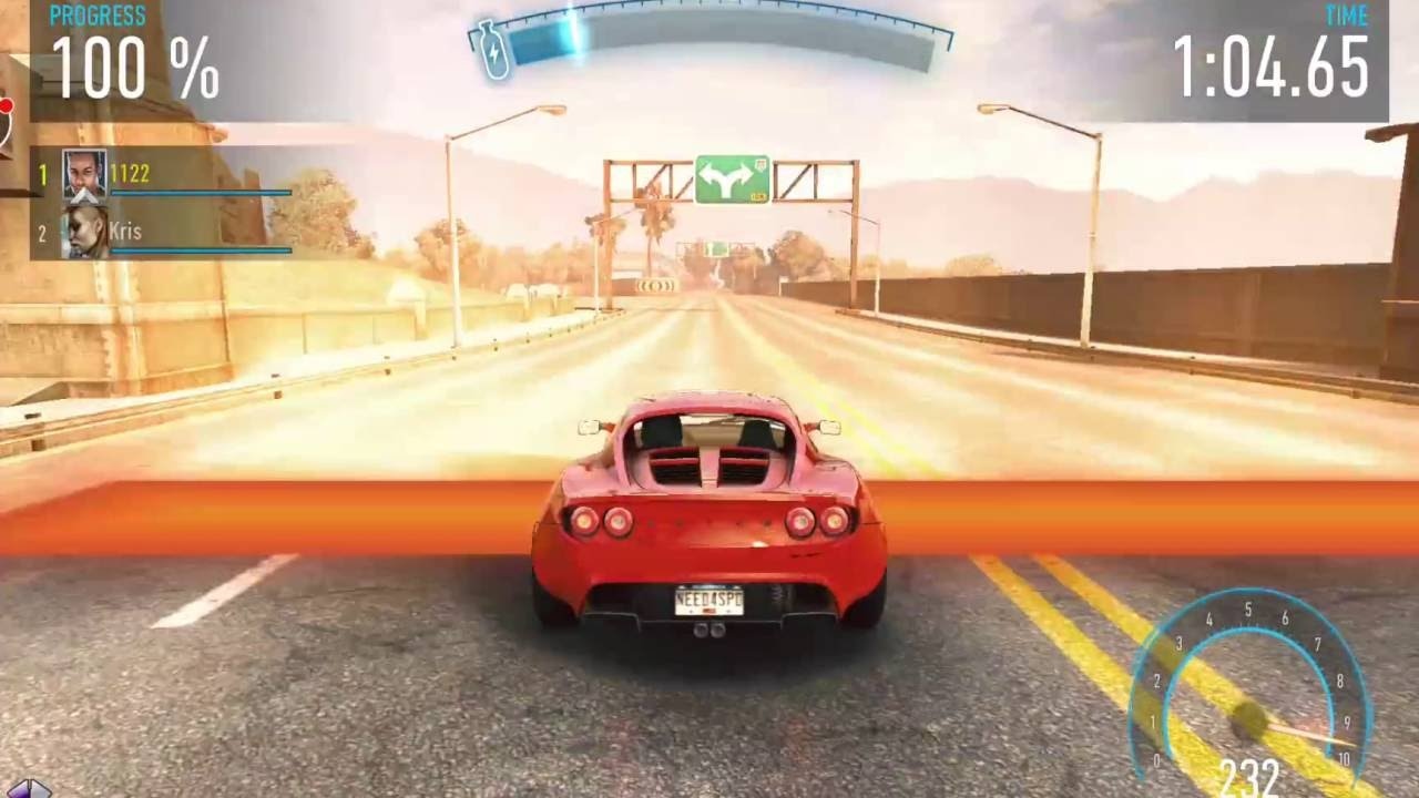 Need for speed edge mobile on android youtube for Need for speed android