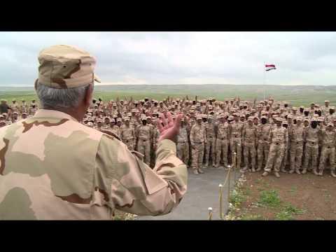 Iraq   Mosul Militia   Kim Vinnell   AJE   May 2015