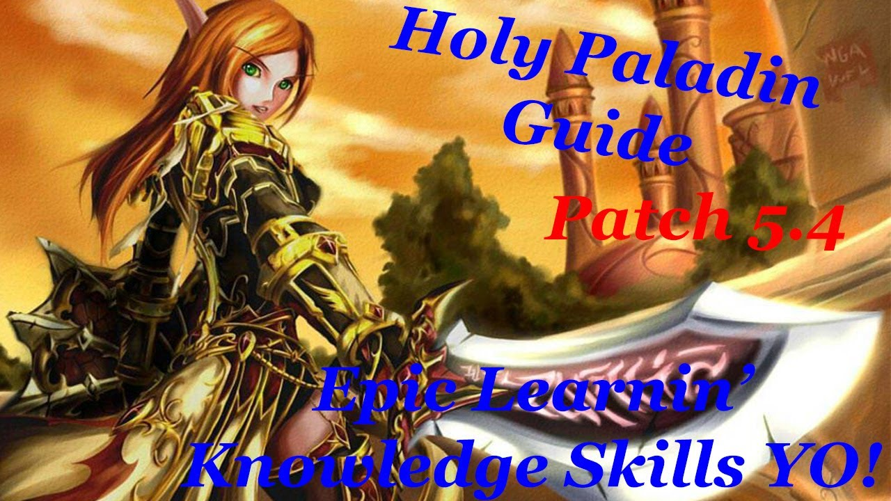 Holy paladin heirlooms