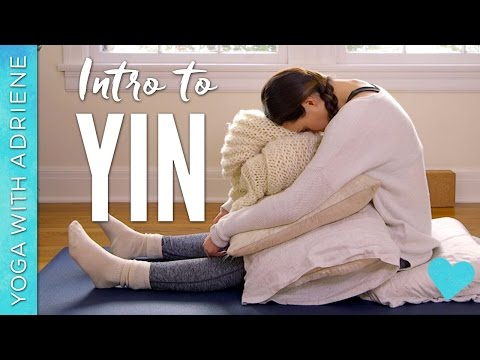 Intro to Yin - Yin Yoga