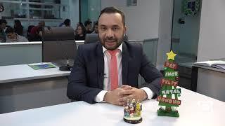 """""""Agora é o momento de agradecer pelo ano"""", mensagem do vereador Paulo Renato"""