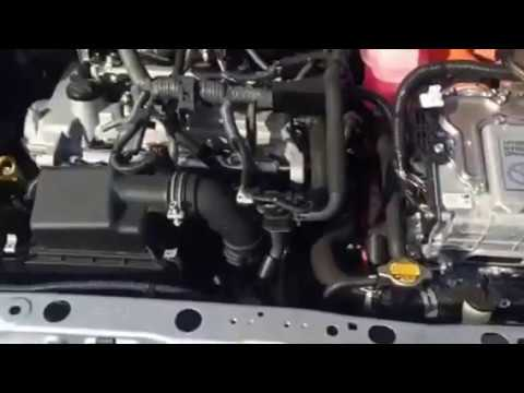 Prius C Battery Location And Jump Point